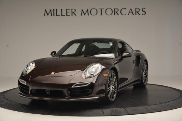 Used 2014 Porsche 911 Turbo for sale Sold at Maserati of Westport in Westport CT 06880 1