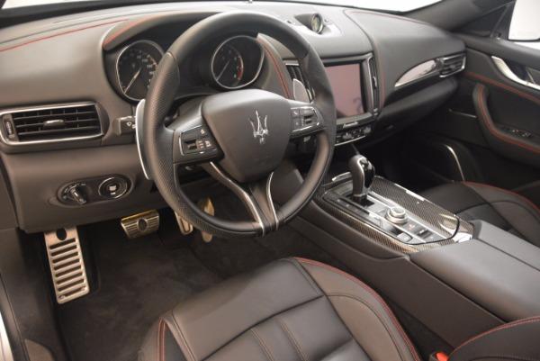 Used 2017 Maserati Levante S for sale Sold at Maserati of Westport in Westport CT 06880 13