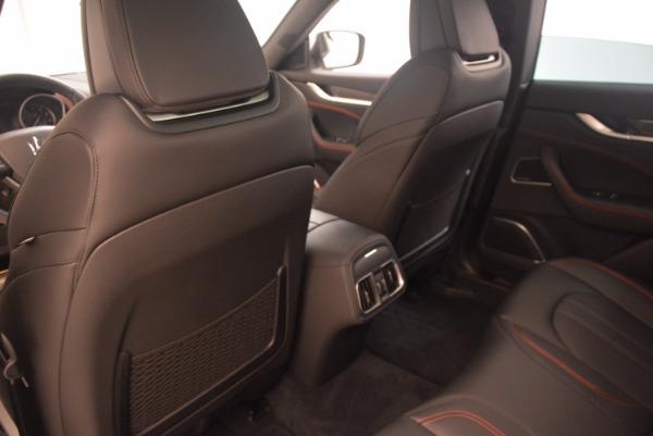 Used 2017 Maserati Levante S for sale Sold at Maserati of Westport in Westport CT 06880 17