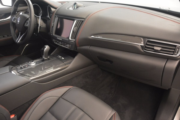Used 2017 Maserati Levante S for sale Sold at Maserati of Westport in Westport CT 06880 20
