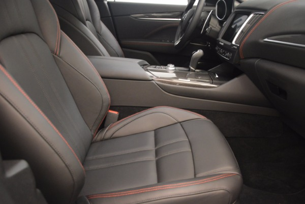 Used 2017 Maserati Levante S for sale Sold at Maserati of Westport in Westport CT 06880 21