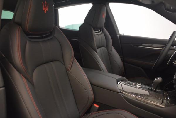 Used 2017 Maserati Levante S for sale Sold at Maserati of Westport in Westport CT 06880 22