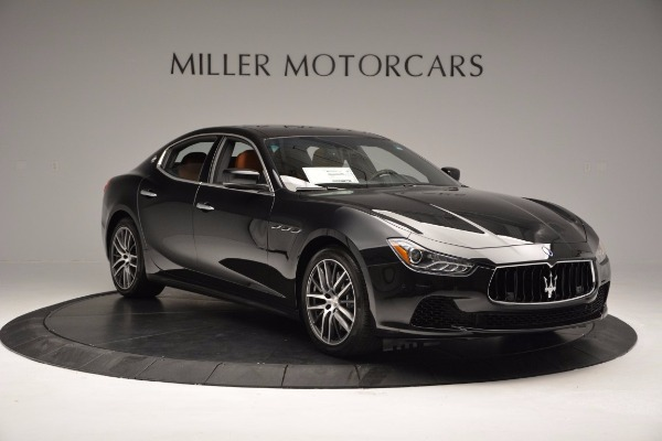 New 2017 Maserati Ghibli S Q4 for sale Sold at Maserati of Westport in Westport CT 06880 10