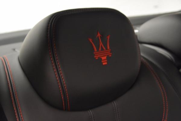 New 2017 Maserati Ghibli S Q4 for sale Sold at Maserati of Westport in Westport CT 06880 28