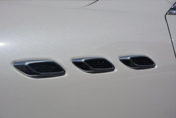 New 2017 Maserati Levante S for sale Sold at Maserati of Westport in Westport CT 06880 14