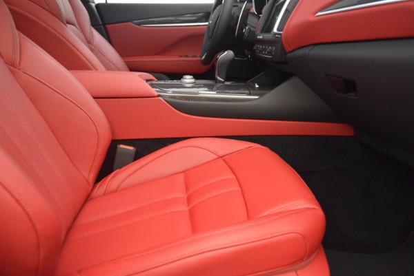 New 2017 Maserati Levante S for sale Sold at Maserati of Westport in Westport CT 06880 25