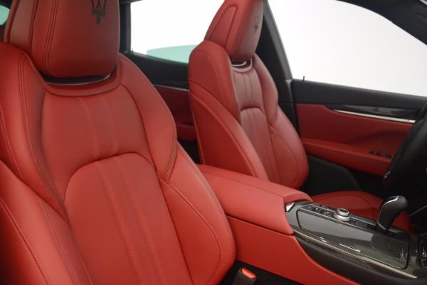 New 2017 Maserati Levante S for sale Sold at Maserati of Westport in Westport CT 06880 26
