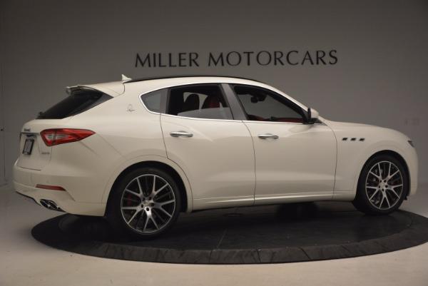 New 2017 Maserati Levante S for sale Sold at Maserati of Westport in Westport CT 06880 8