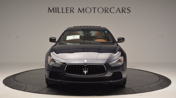 New 2017 Maserati Ghibli S Q4 for sale Sold at Maserati of Westport in Westport CT 06880 12