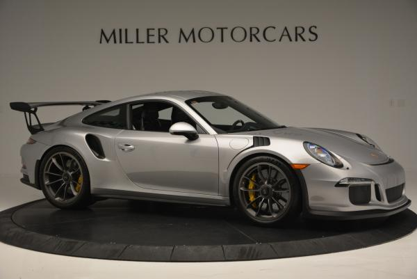 Used 2016 Porsche 911 GT3 RS for sale Sold at Maserati of Westport in Westport CT 06880 10
