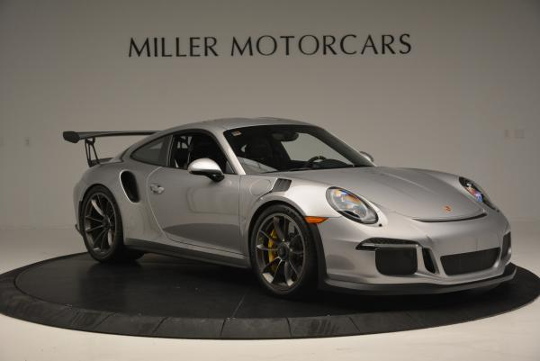 Used 2016 Porsche 911 GT3 RS for sale Sold at Maserati of Westport in Westport CT 06880 11
