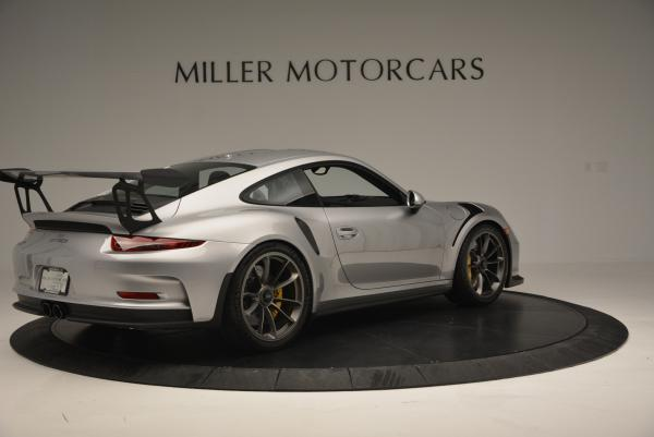 Used 2016 Porsche 911 GT3 RS for sale Sold at Maserati of Westport in Westport CT 06880 8