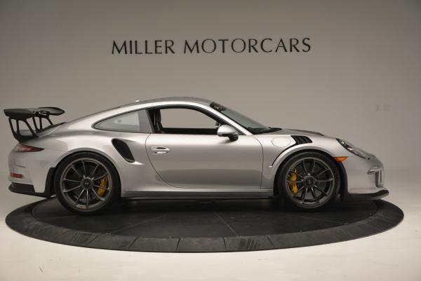 Used 2016 Porsche 911 GT3 RS for sale Sold at Maserati of Westport in Westport CT 06880 9