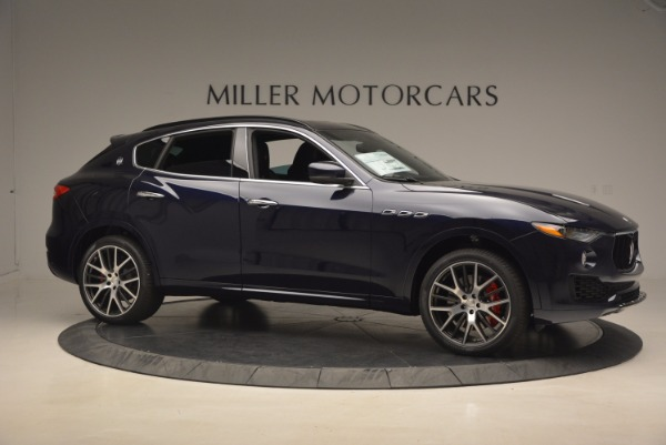 New 2017 Maserati Levante S Q4 for sale Sold at Maserati of Westport in Westport CT 06880 10