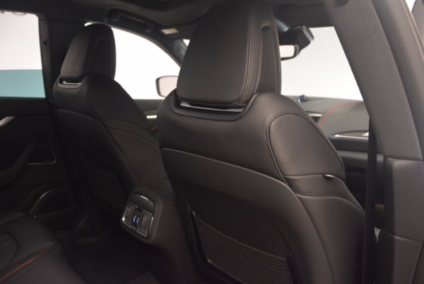 New 2017 Maserati Levante S Q4 for sale Sold at Maserati of Westport in Westport CT 06880 19