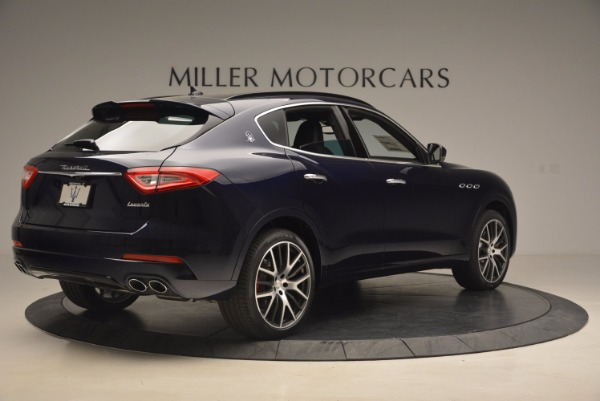 New 2017 Maserati Levante S Q4 for sale Sold at Maserati of Westport in Westport CT 06880 8