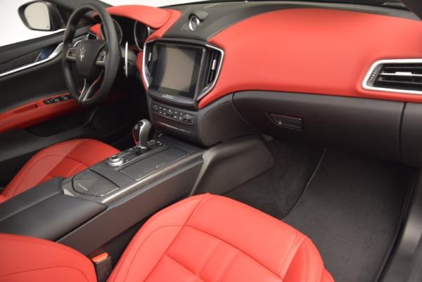 Used 2017 Maserati Ghibli S Q4 for sale Sold at Maserati of Westport in Westport CT 06880 15