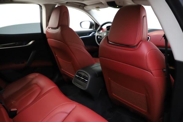 Used 2017 Maserati Ghibli S Q4 for sale Sold at Maserati of Westport in Westport CT 06880 26