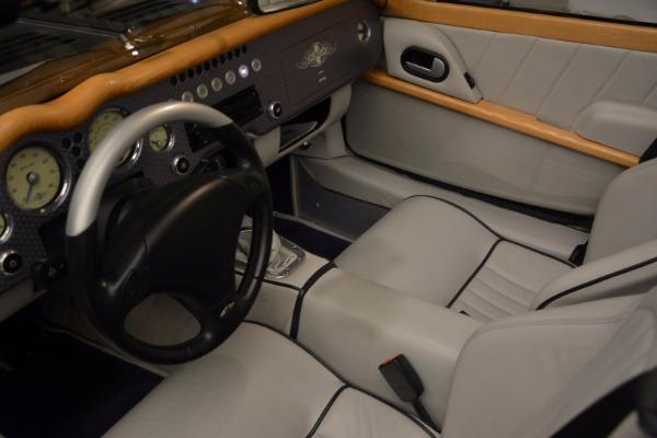 Used 2007 Morgan Aero 8 for sale Sold at Maserati of Westport in Westport CT 06880 15