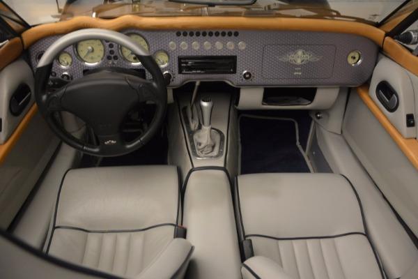 Used 2007 Morgan Aero 8 for sale Sold at Maserati of Westport in Westport CT 06880 18
