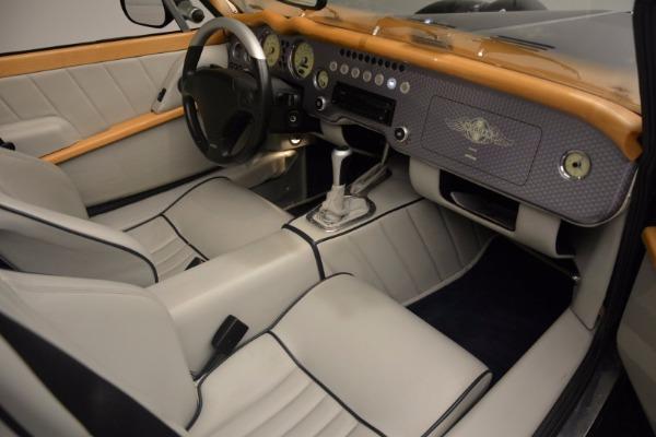 Used 2007 Morgan Aero 8 for sale Sold at Maserati of Westport in Westport CT 06880 19