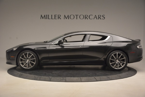 New 2017 Aston Martin Rapide S for sale Sold at Maserati of Westport in Westport CT 06880 3