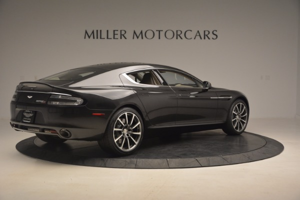 New 2017 Aston Martin Rapide S for sale Sold at Maserati of Westport in Westport CT 06880 8