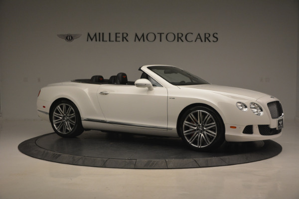 Used 2014 Bentley Continental GT Speed for sale Sold at Maserati of Westport in Westport CT 06880 10