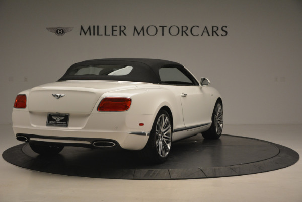 Used 2014 Bentley Continental GT Speed for sale Sold at Maserati of Westport in Westport CT 06880 19