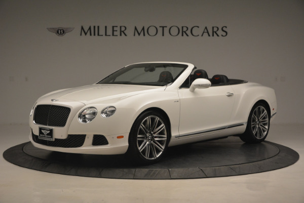 Used 2014 Bentley Continental GT Speed for sale Sold at Maserati of Westport in Westport CT 06880 2