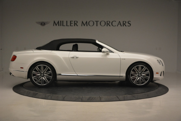 Used 2014 Bentley Continental GT Speed for sale Sold at Maserati of Westport in Westport CT 06880 21
