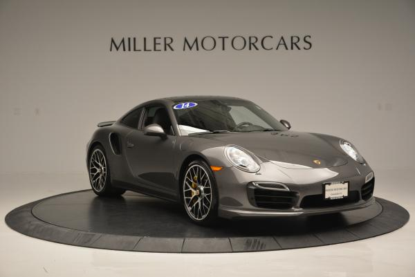 Used 2014 Porsche 911 Turbo S for sale Sold at Maserati of Westport in Westport CT 06880 10