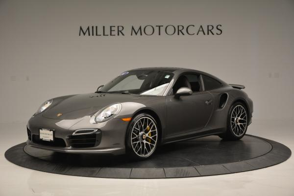 Used 2014 Porsche 911 Turbo S for sale Sold at Maserati of Westport in Westport CT 06880 2