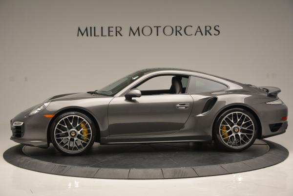 Used 2014 Porsche 911 Turbo S for sale Sold at Maserati of Westport in Westport CT 06880 3