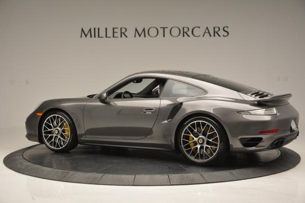 Used 2014 Porsche 911 Turbo S for sale Sold at Maserati of Westport in Westport CT 06880 4