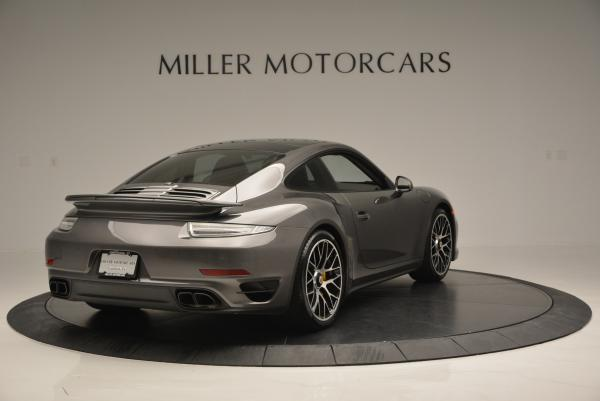 Used 2014 Porsche 911 Turbo S for sale Sold at Maserati of Westport in Westport CT 06880 6