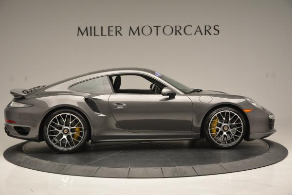 Used 2014 Porsche 911 Turbo S for sale Sold at Maserati of Westport in Westport CT 06880 8