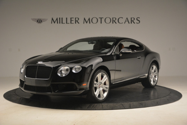 Used 2013 Bentley Continental GT V8 for sale Sold at Maserati of Westport in Westport CT 06880 1