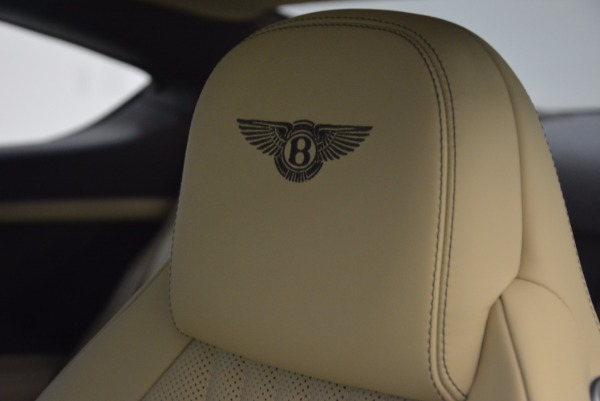 Used 2017 Bentley Continental GT V8 for sale Sold at Maserati of Westport in Westport CT 06880 21