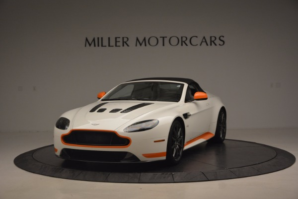 Used 2017 Aston Martin V12 Vantage S Convertible for sale Sold at Maserati of Westport in Westport CT 06880 13