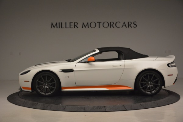 Used 2017 Aston Martin V12 Vantage S Convertible for sale Sold at Maserati of Westport in Westport CT 06880 15