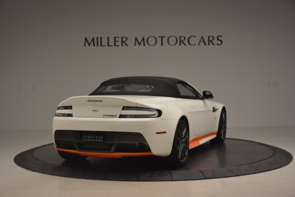 Used 2017 Aston Martin V12 Vantage S Convertible for sale Sold at Maserati of Westport in Westport CT 06880 19