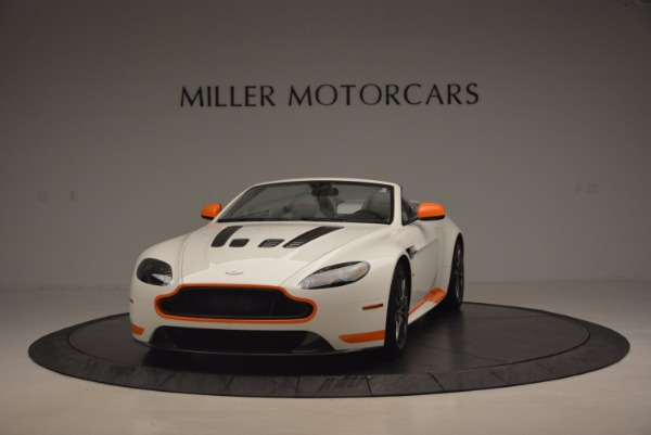 Used 2017 Aston Martin V12 Vantage S Convertible for sale Sold at Maserati of Westport in Westport CT 06880 2
