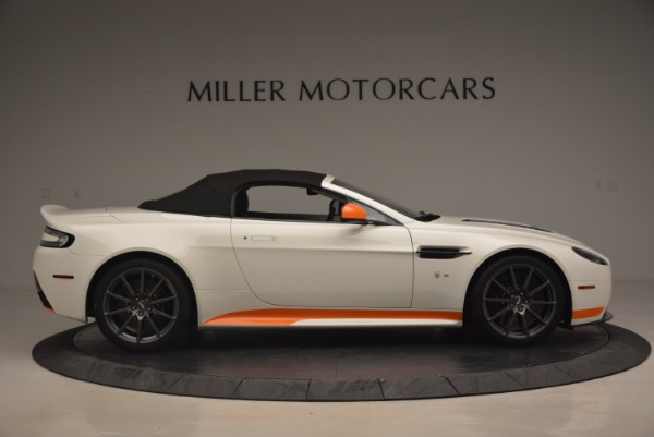 Used 2017 Aston Martin V12 Vantage S Convertible for sale Sold at Maserati of Westport in Westport CT 06880 21