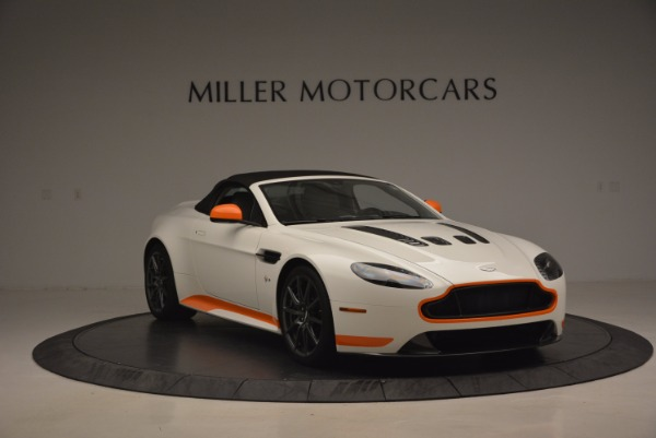 Used 2017 Aston Martin V12 Vantage S Convertible for sale Sold at Maserati of Westport in Westport CT 06880 23