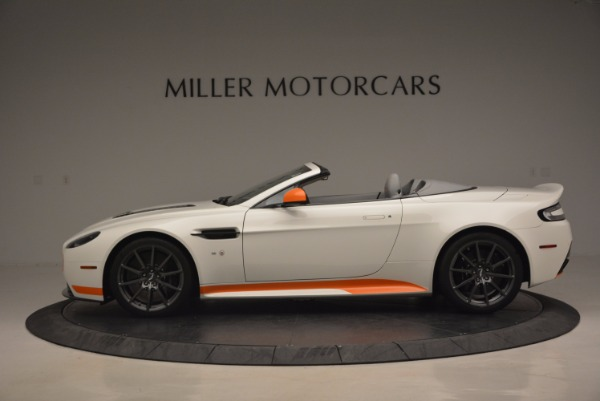 Used 2017 Aston Martin V12 Vantage S Convertible for sale Sold at Maserati of Westport in Westport CT 06880 3