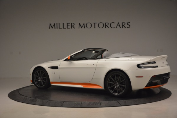Used 2017 Aston Martin V12 Vantage S Convertible for sale Sold at Maserati of Westport in Westport CT 06880 4