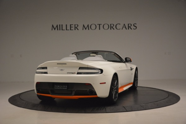 Used 2017 Aston Martin V12 Vantage S Convertible for sale Sold at Maserati of Westport in Westport CT 06880 7