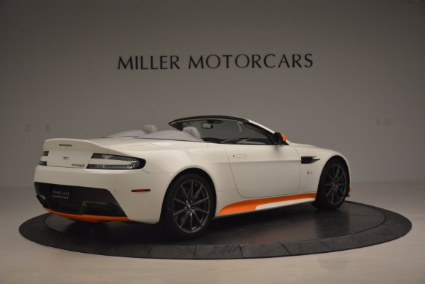 Used 2017 Aston Martin V12 Vantage S Convertible for sale Sold at Maserati of Westport in Westport CT 06880 8