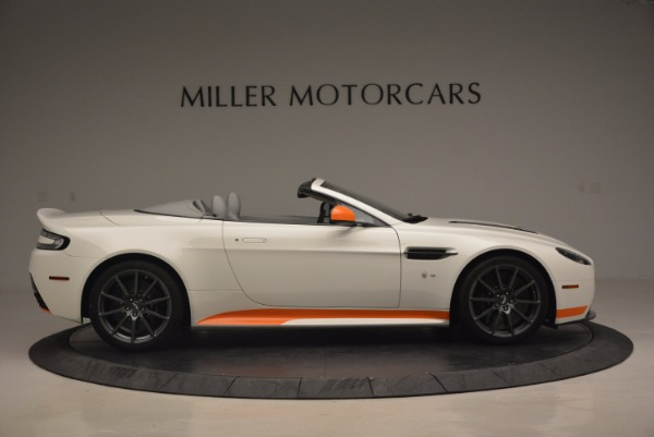Used 2017 Aston Martin V12 Vantage S Convertible for sale Sold at Maserati of Westport in Westport CT 06880 9